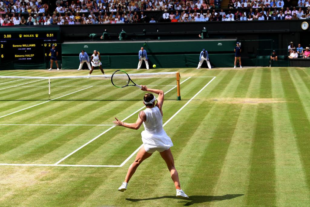 Tennis final