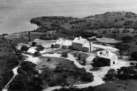 Jackie Kennedy's Martha's Vineyard Home