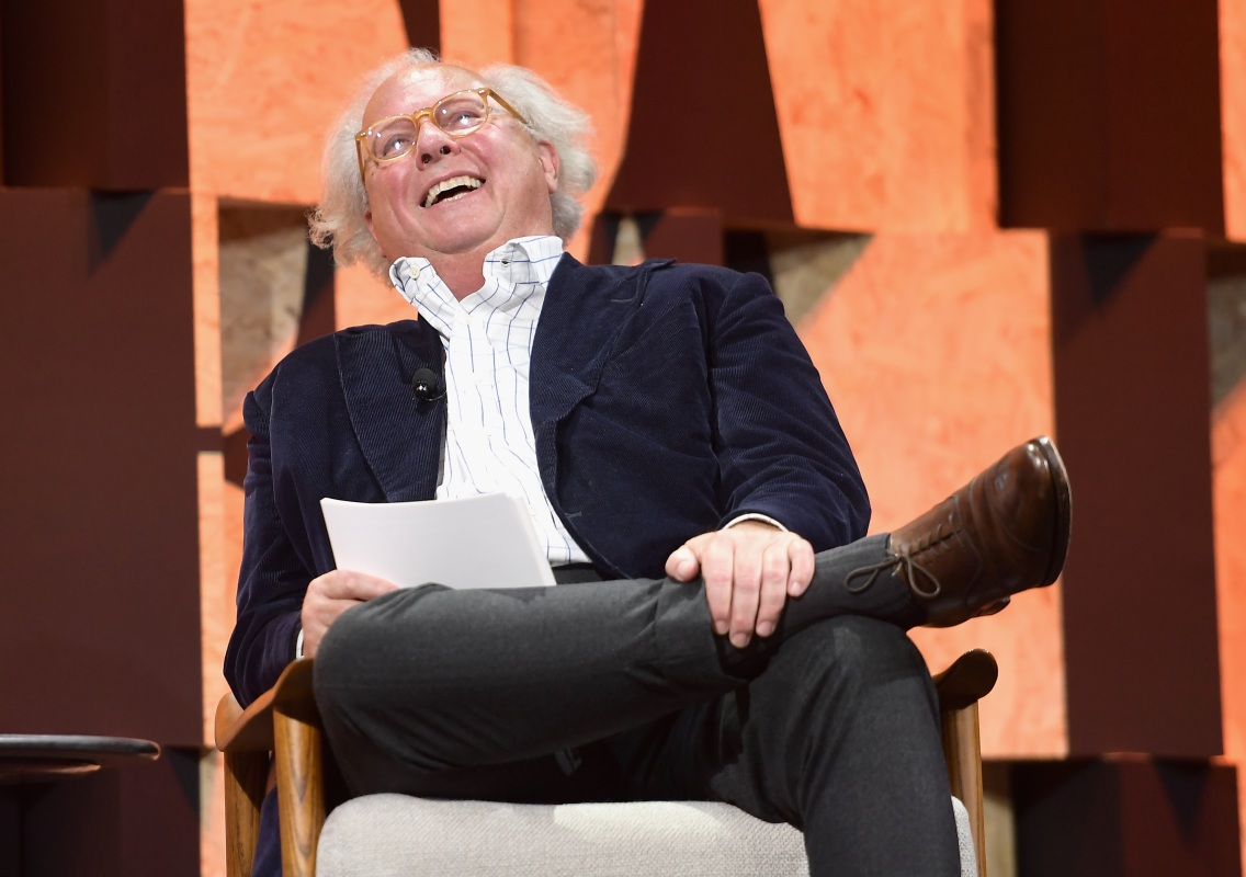 Graydon Carter launched Air Mail over the weekend. (Photo by Matt Winkelmeyer/Getty Images)