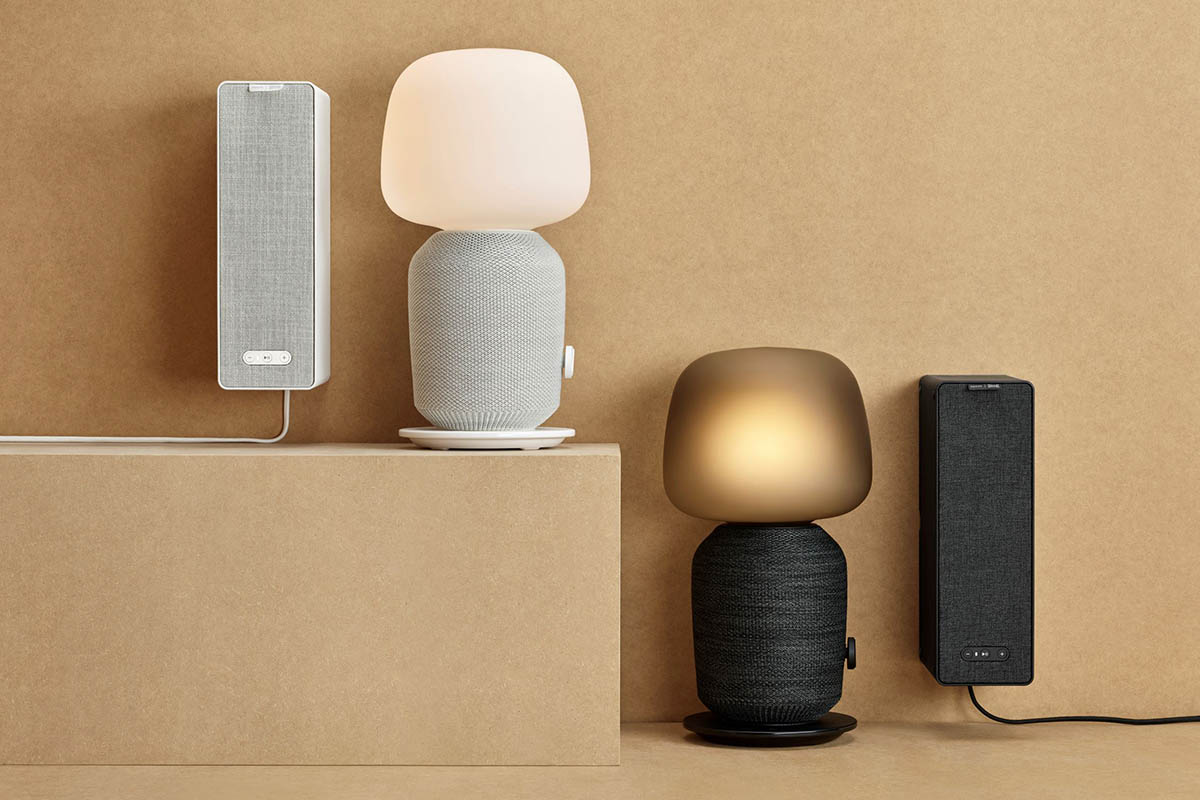 Review The Symfonisk Lamp And Bookshelf Speakers Insidehook