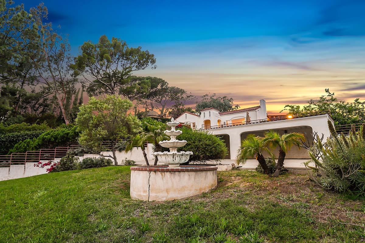 Los Feliz property Manson