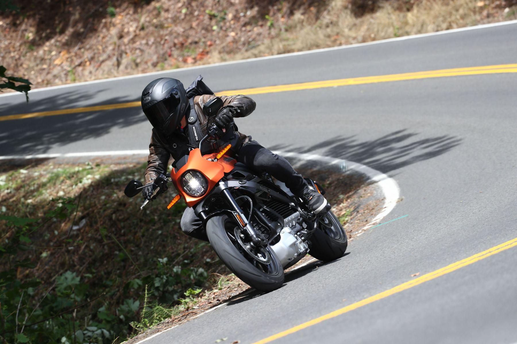 2020 Harley-Davidson LiveWire (Courtesy of Harley-Davidson)