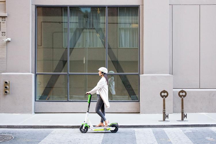 Chicago e-scooter