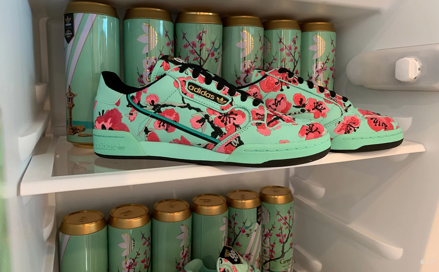 Adidas Teams Up With AriZona Iced Tea for 99-cent Sneakers