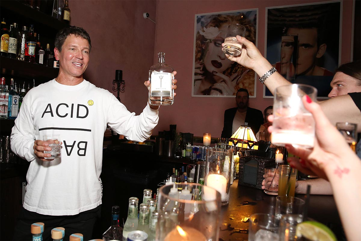 SUMMERGODS Third Eye Blind tequila