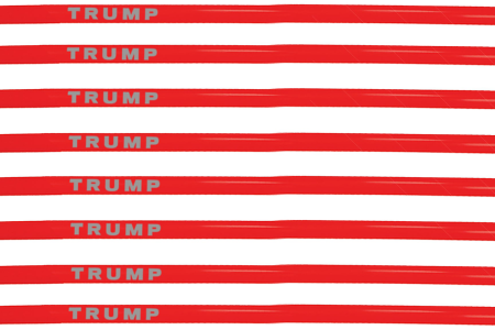 Trump Straws