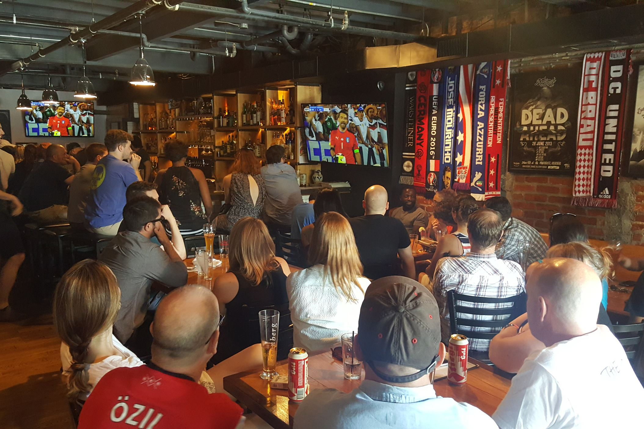 The Airedale DC Soccer Pub Guide