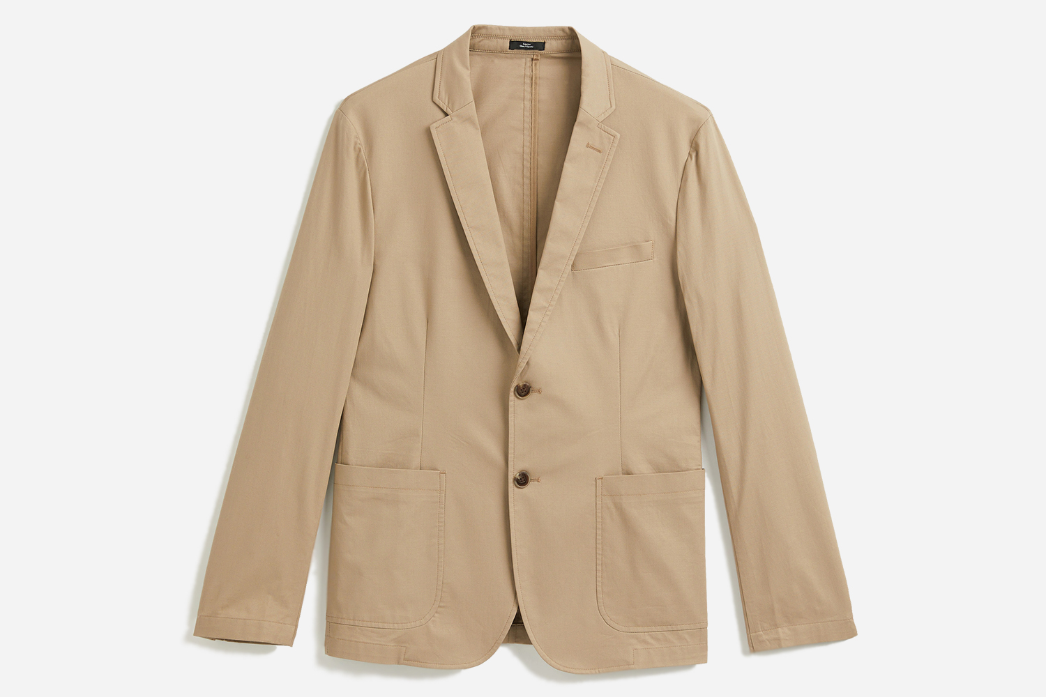 Frank And Oak Casual Cotton Laurier Blazer