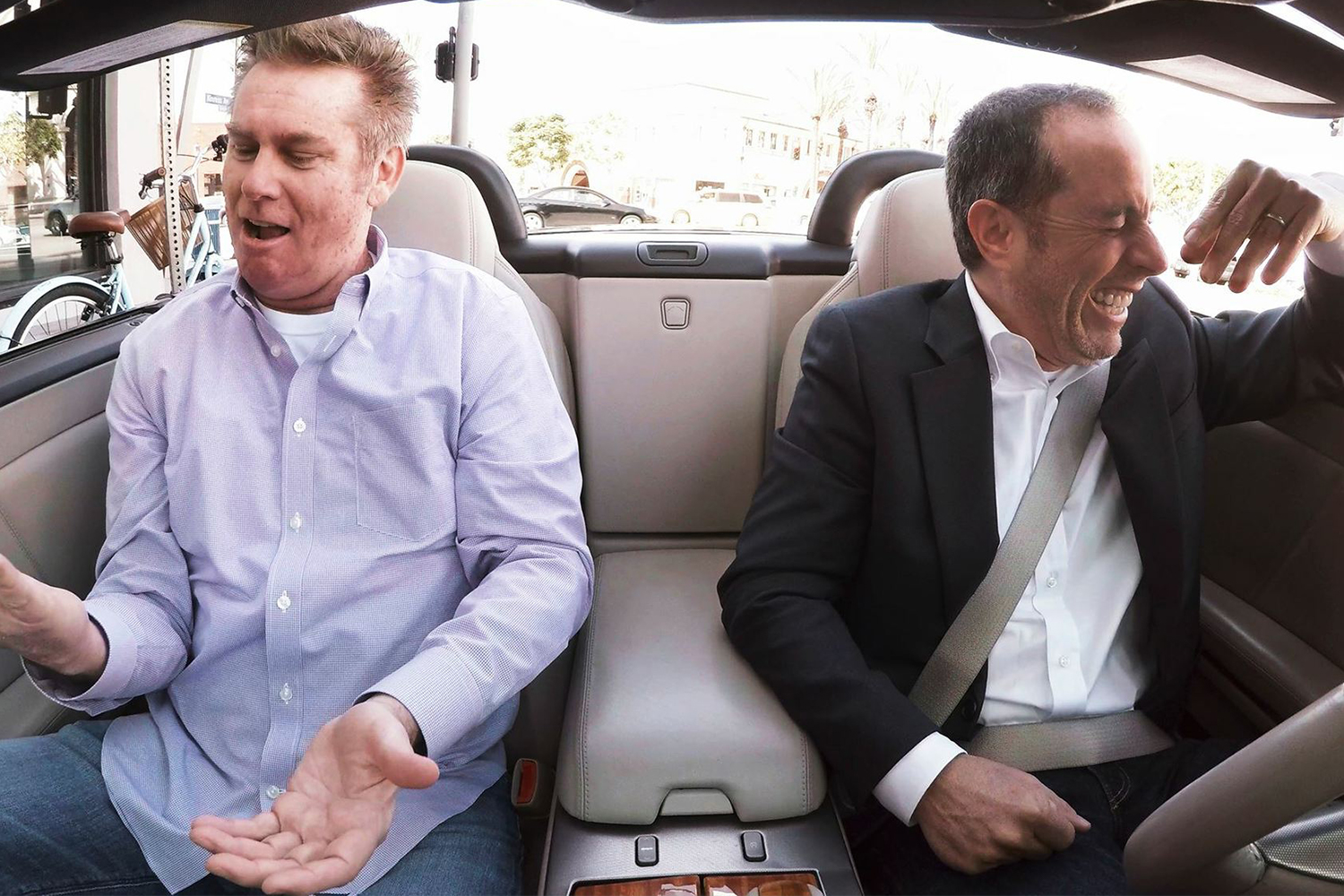 Comedians in Cars Getting Coffee 2005 Cadillac XLR