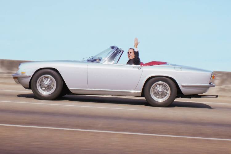 Every Vehicle Jerry Seinfeld's Comedians in Cars Getting Coffee, Ranked