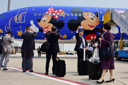 Walt Disney Company Planning a U.S. Airline