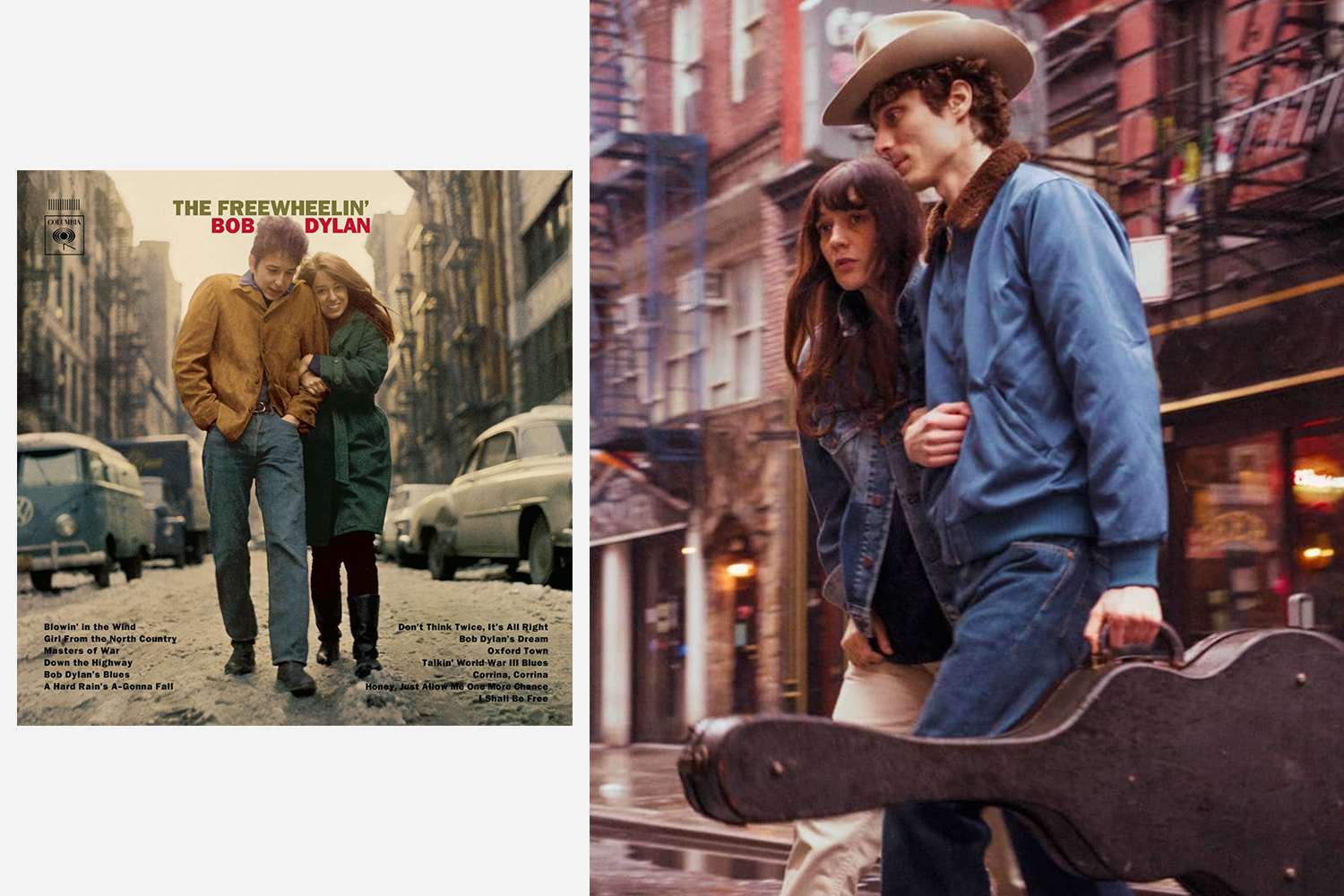 the freewhelin' bob dylan levi's folk city collection