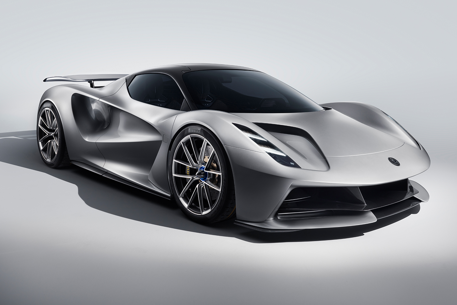 First Official Look at the Lotus Evija Electric Hypercar