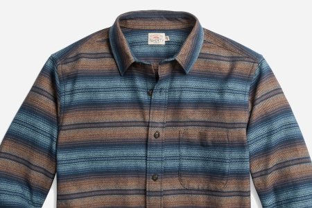 faherty seaview button-up shirt