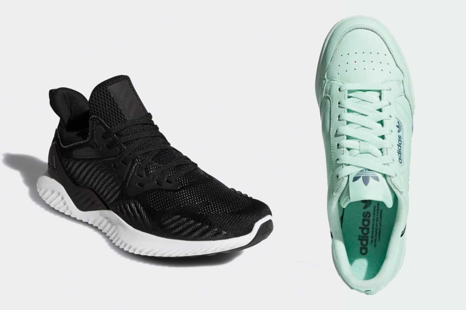 Take an Additional 30% Off Already Marked Down Adidas Sneakers