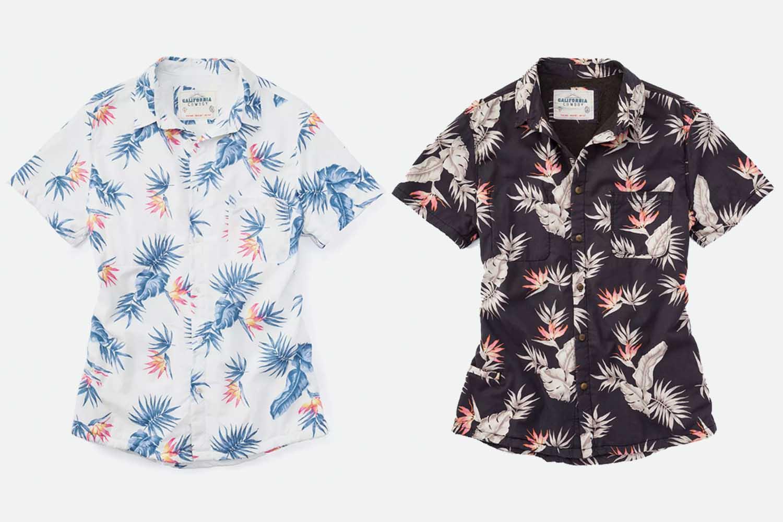 california cowboy huckberry high water hawaiian shirts
