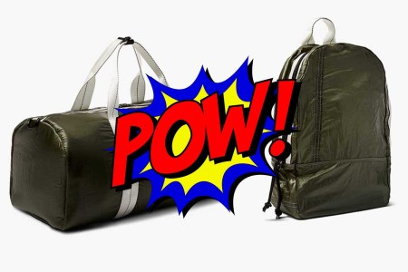 Products of the Week: Parachute Bags, Sling Coolers and Beastie Boys' Sneaks