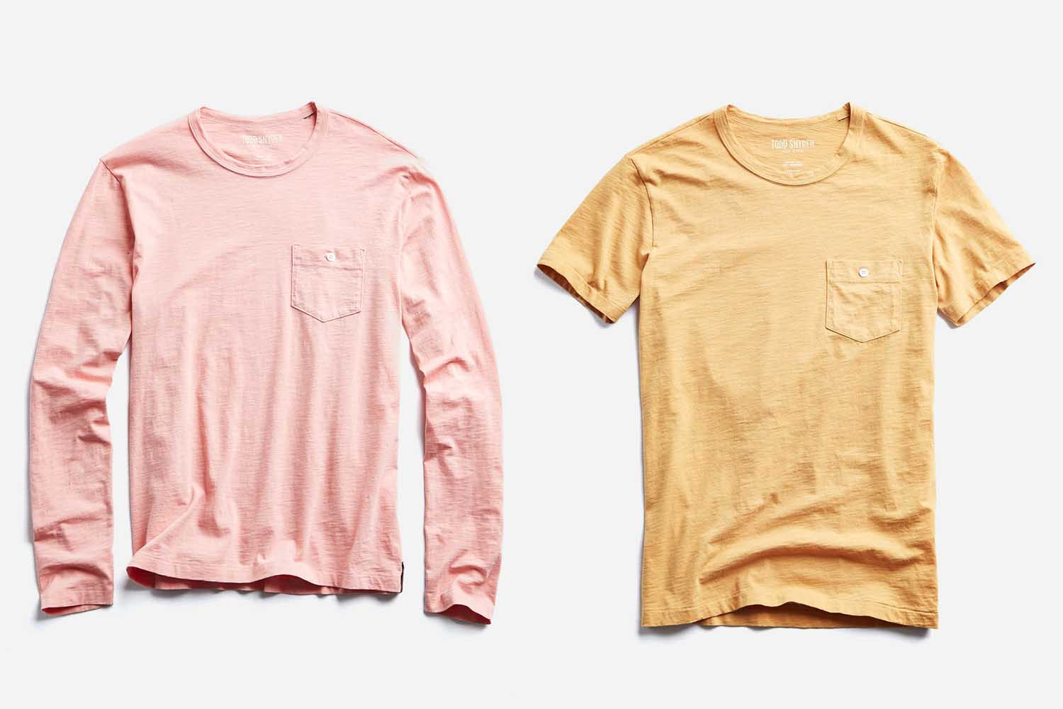 These Todd Snyder Basics Are Made in L.A. and Currently On Sale