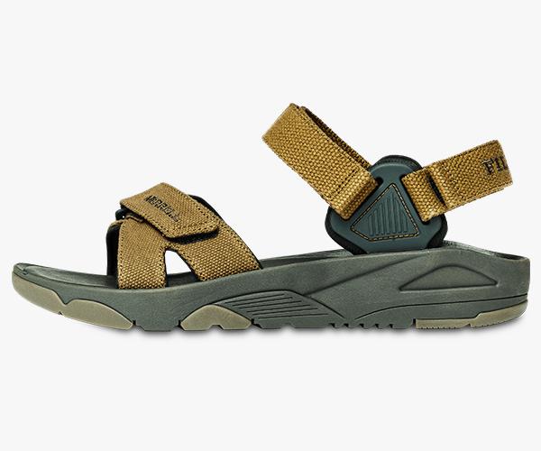 Filson x Merrell Convert Sandals Goods