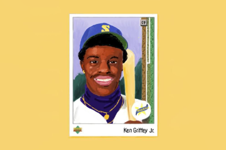 One of the greatest baseball cards ever (Wes Robinson for InsideHook)