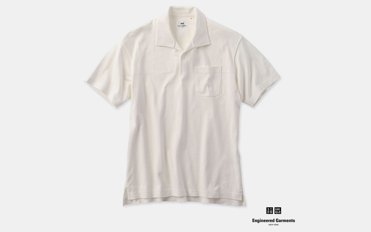 Uniqlo x Engineered Garments Polos for $15. You Know What to Do.