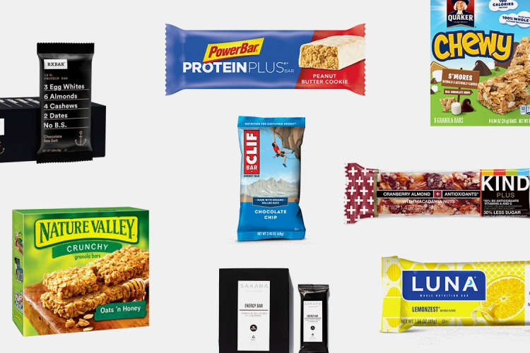 What's the Healthiest Energy Bar? We Asked a Nutritionist.