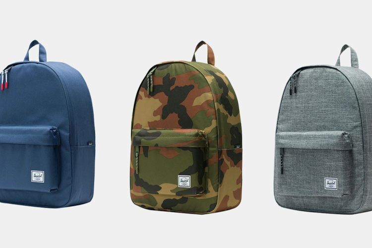 Herschel Supply's Backpacks Are Stylish, Versatile and Just $33