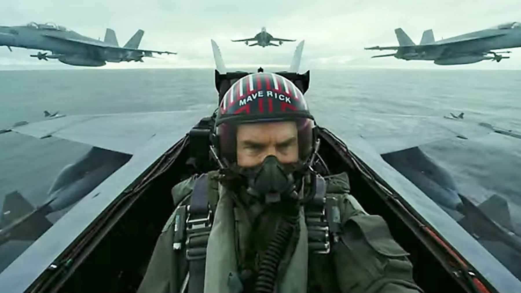 Top Gun 2 Trailer Deutsch