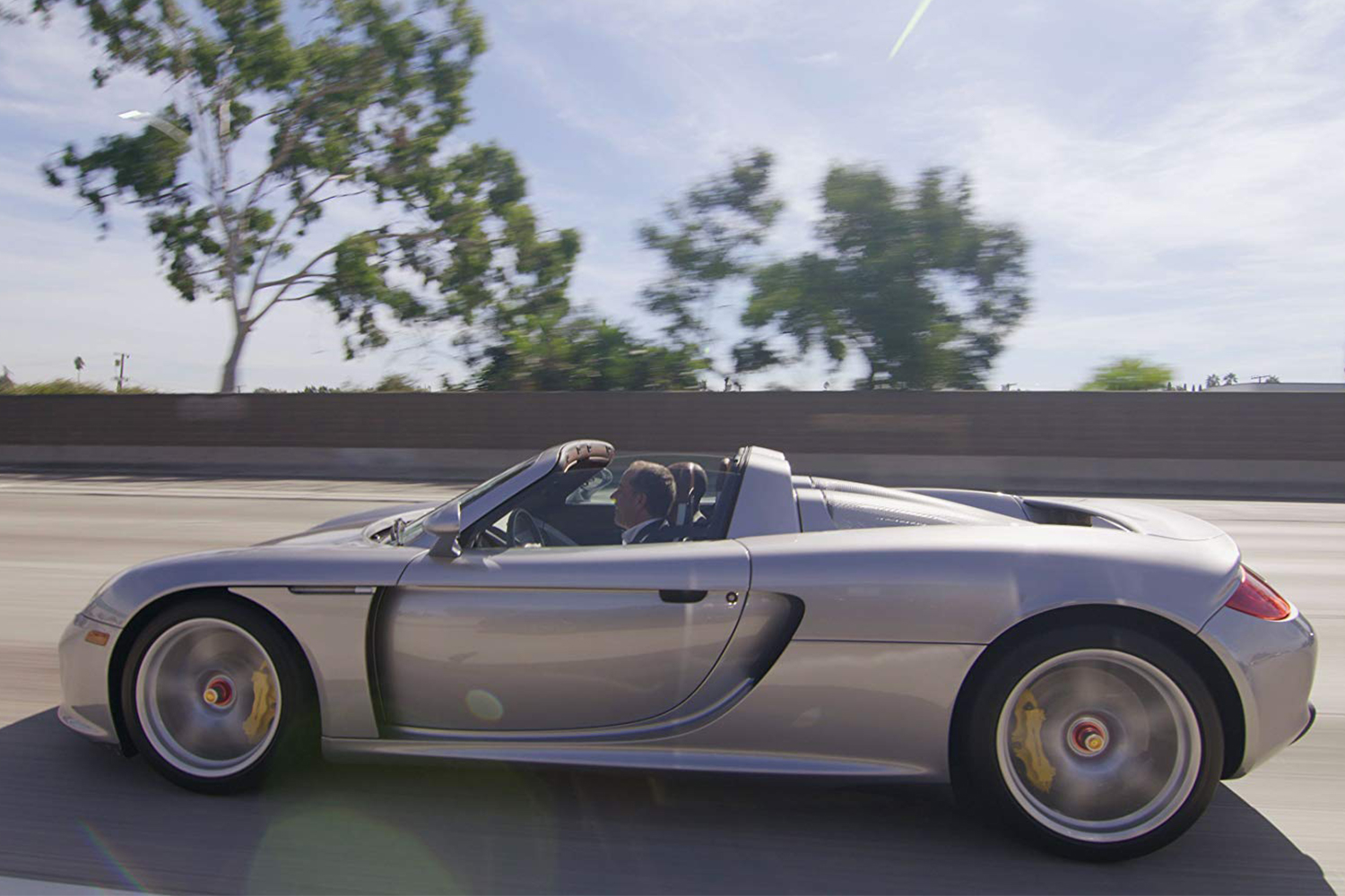 Porsche Carrera GT Comedians in Cars Getting Coffee Eddie Murphy
