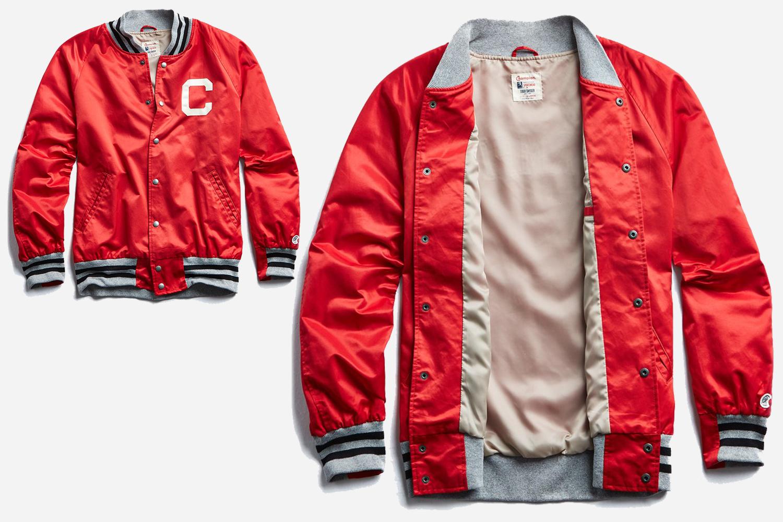 Golden Bear Todd Snyder Champion Graphic Bomber Jacket Sale