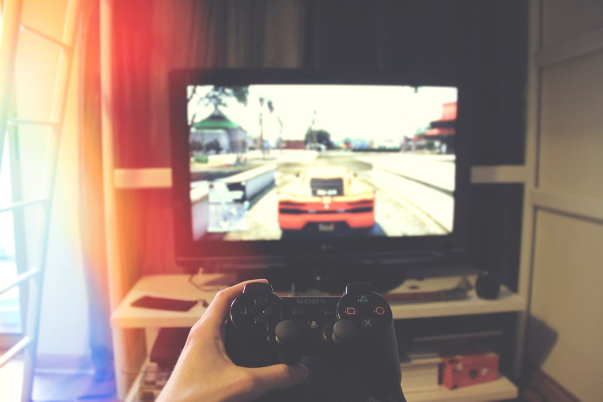study video games worse drivers