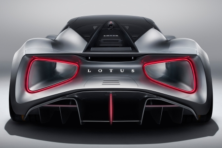 The Lotus Evija: An Electric British Hypercar From Geely