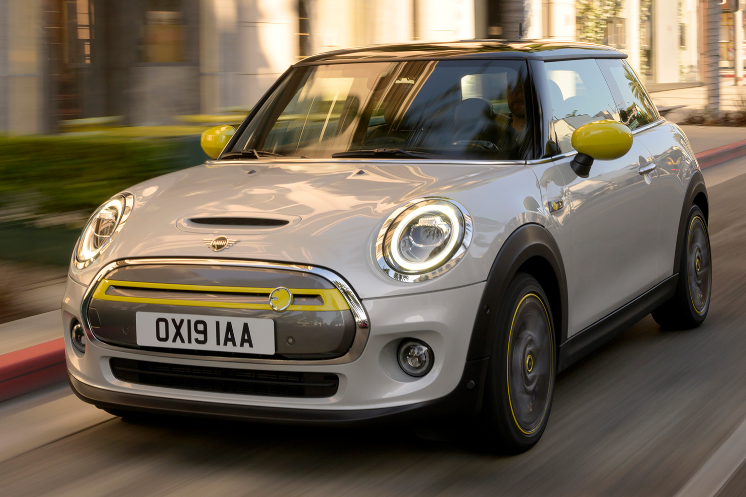 2020 Mini Cooper SE Electric Vehicle From BMW Group