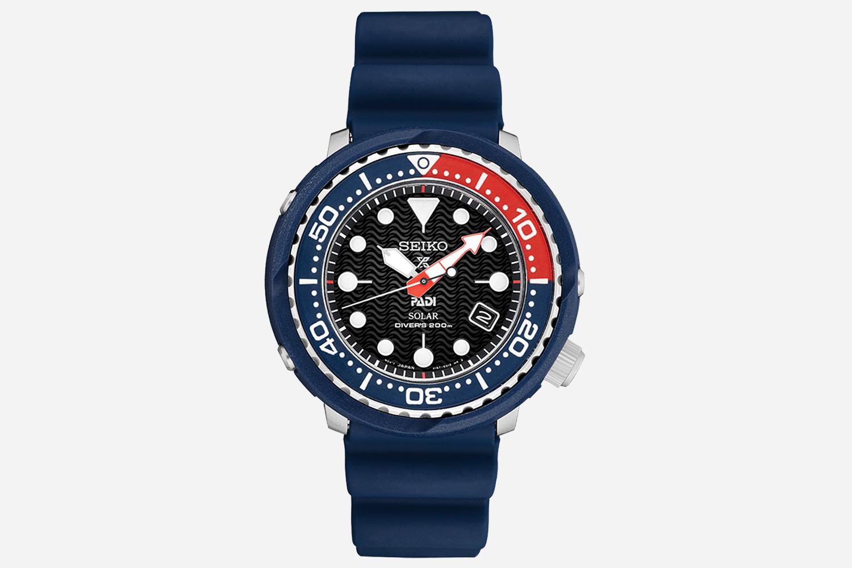 Seiko Special Edition Prospex Solar Diver PADI Sale