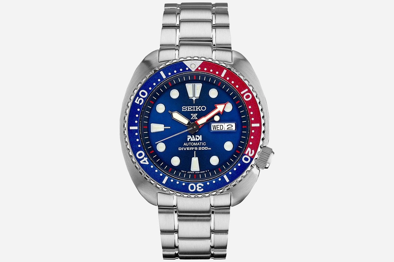Seiko Special Edition Prospex Automatic Diver PADI Sale