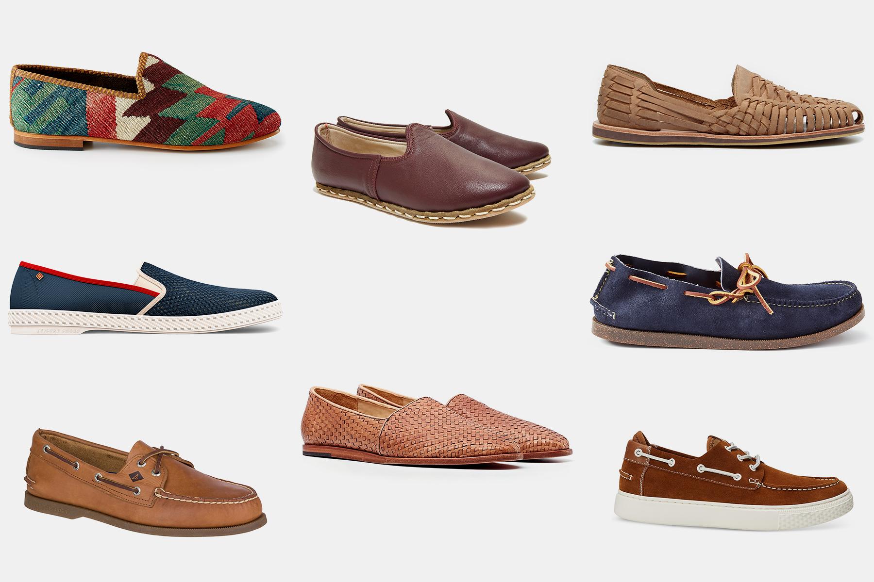 Best Summer Slip-On Shoes for Guys