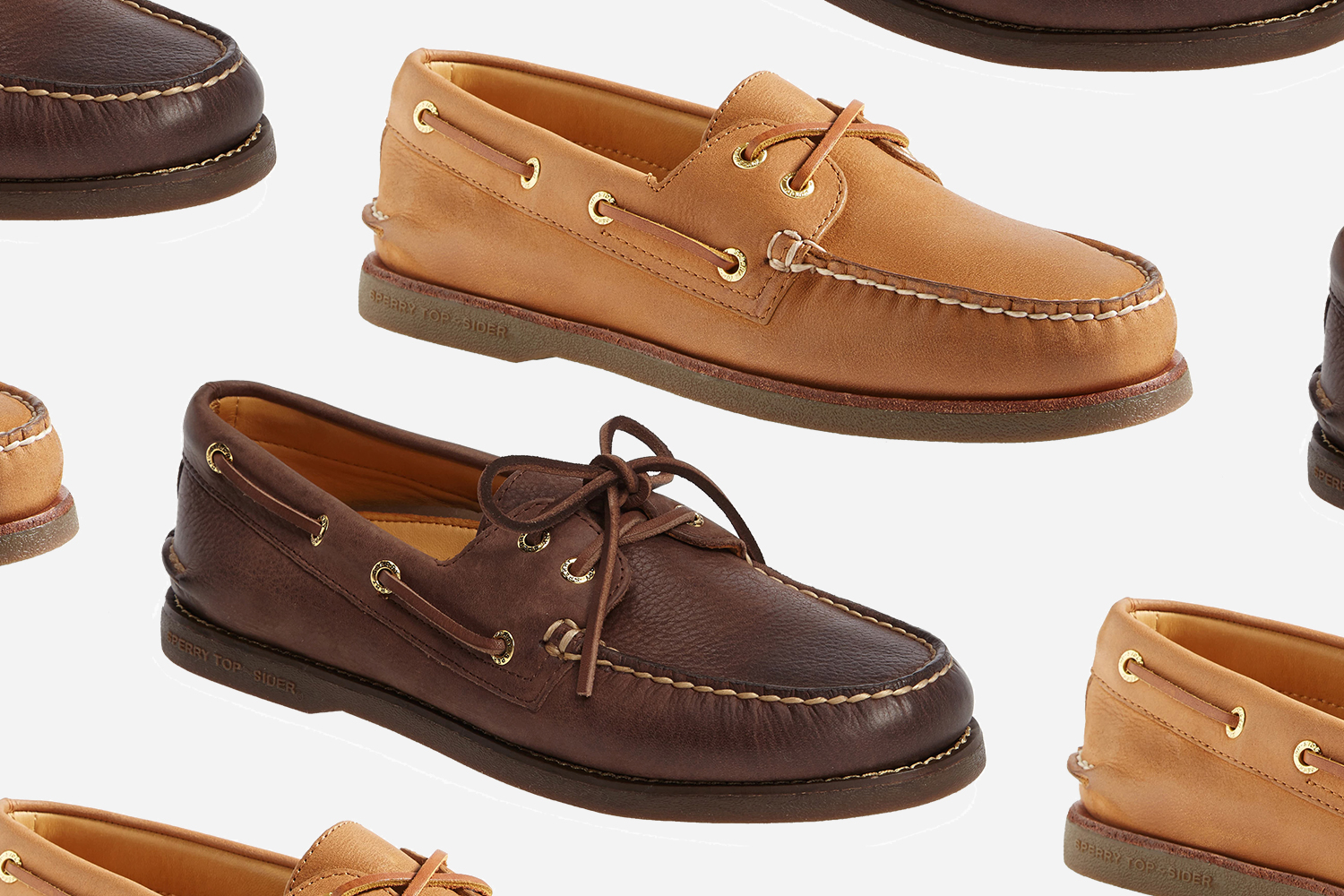 sperry gold cup authentic original boat shoes