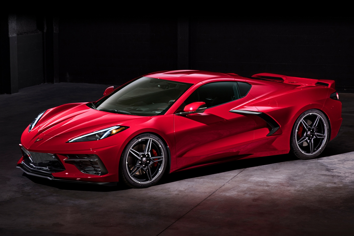 2020 Chevrolet Corvette Stingray C8 Everything You Need to Know