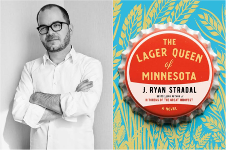 J Ryan Stradal Lager Queen of Minnesota