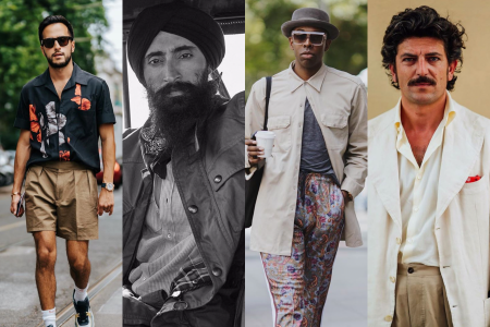 How to Use Instagram for Menswear Inspiration