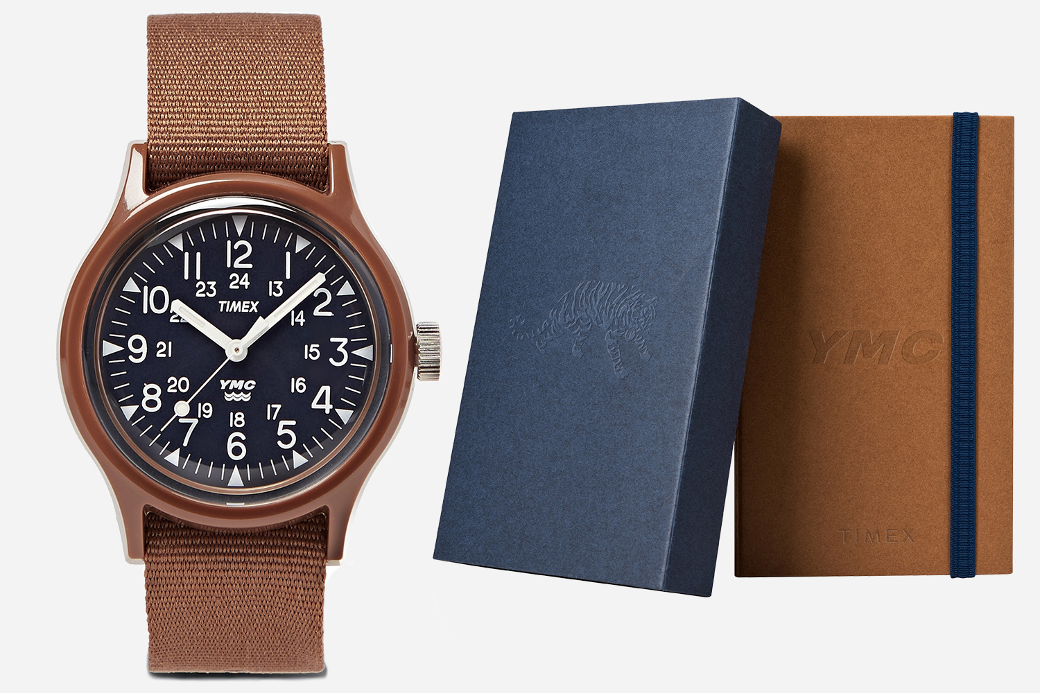 YMC and Timex MK1 Military-Inspired Limited-Edition Watch