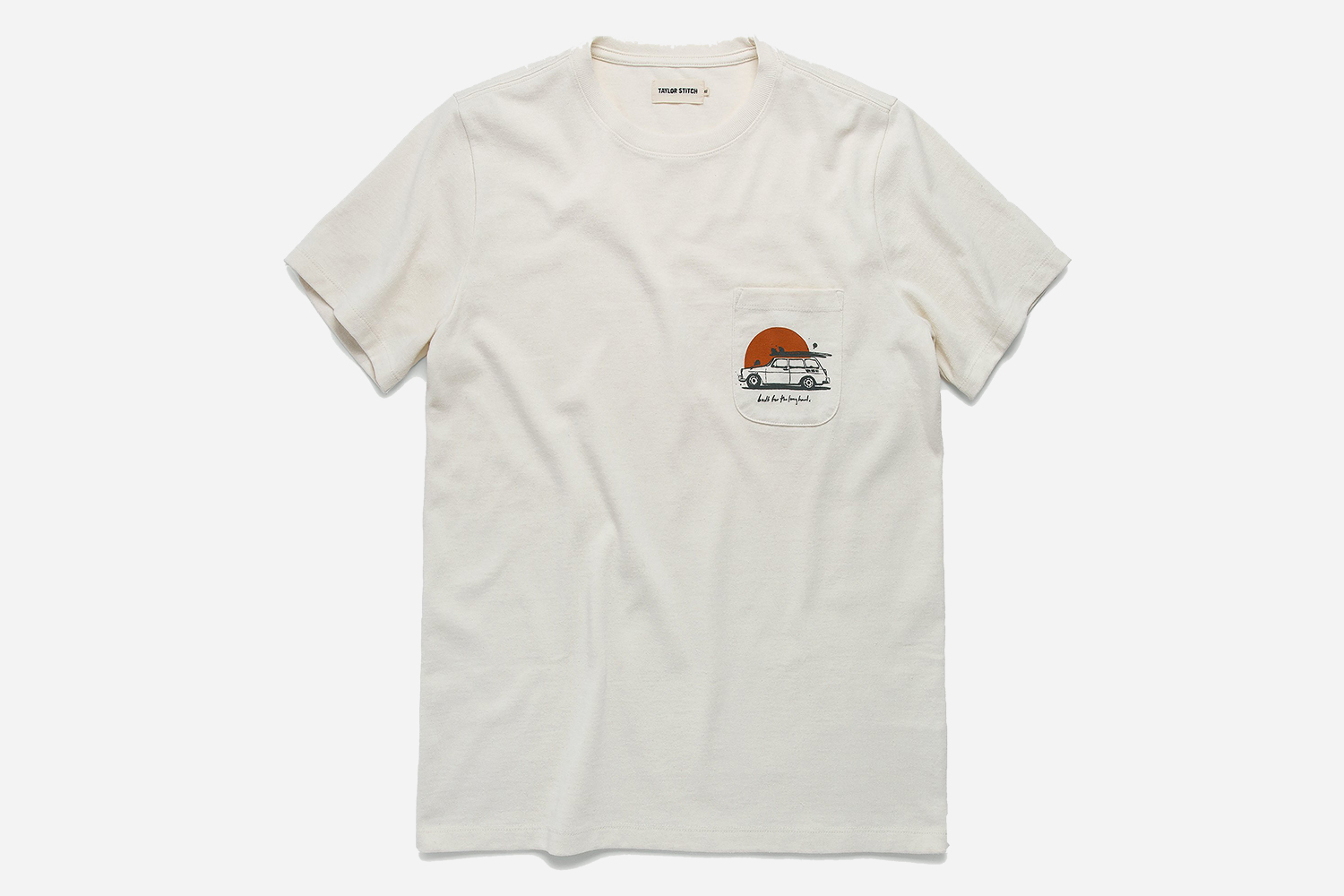 In Praise of the Heavy T-Shirt (And Where to Grab One for $29)