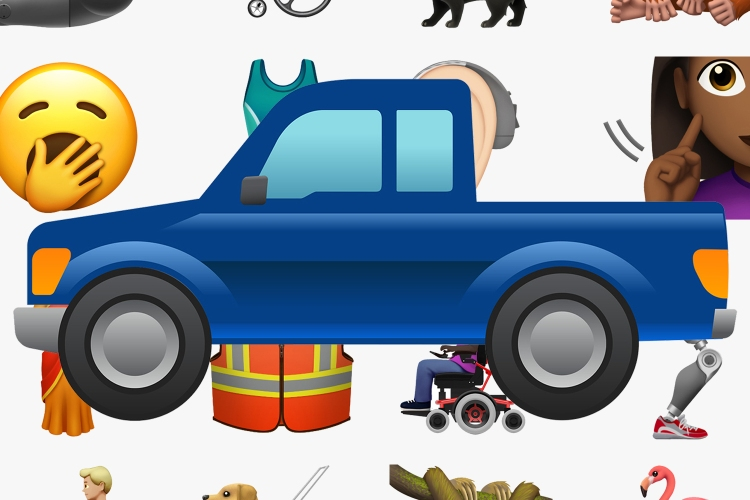 Pickup Truck Emoji Hopefully Coming Soon, Thanks to Ford