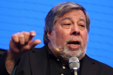 Apple Cofounder Steve Wozniak Urges People to Delete Facebook