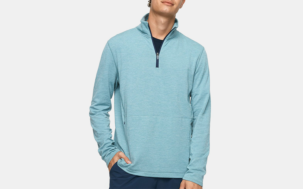 Save 50% on Men's Athleisure Apparel from Outdoor Voices
