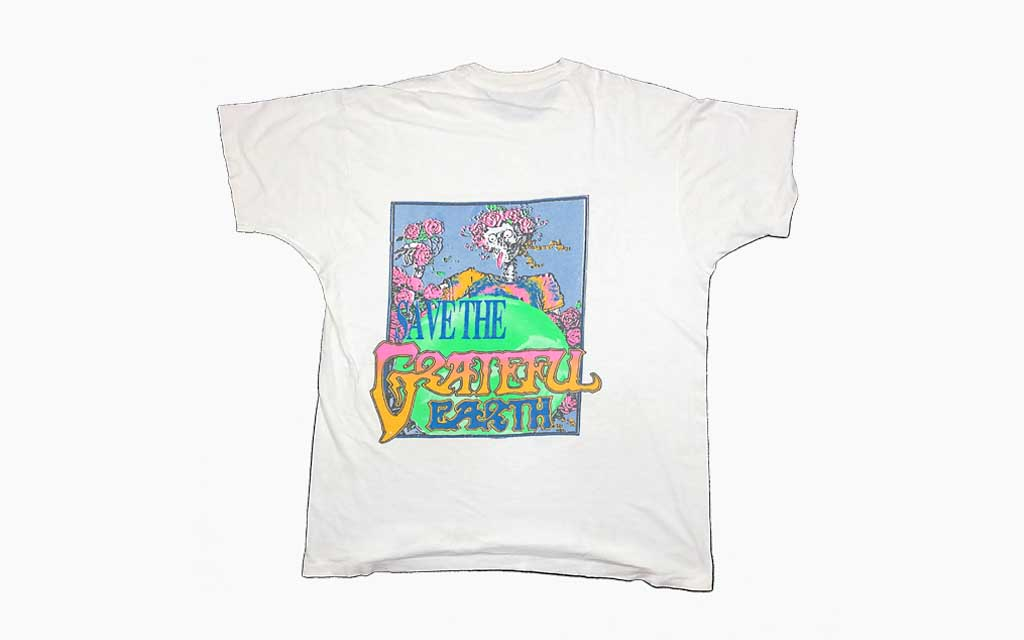 Early 90s Lot Tee Grateful Dead