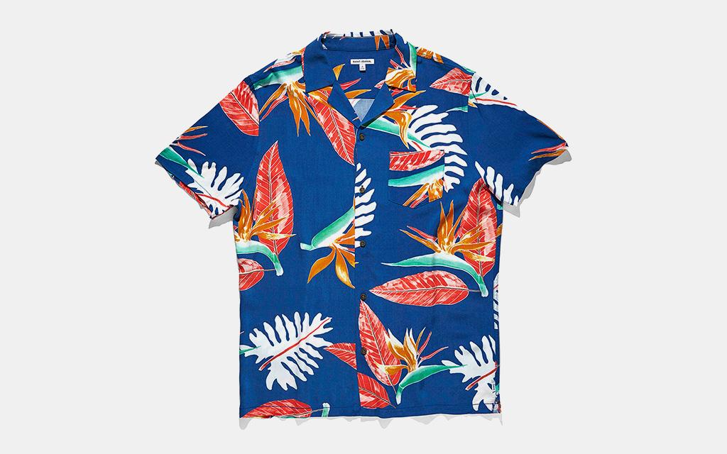 Bloom SS Woven Shirt