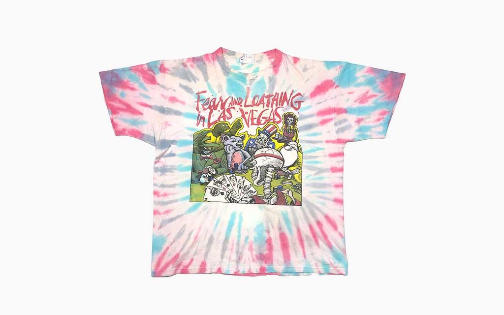 Fear and Loathing 1995 Grateful Dead