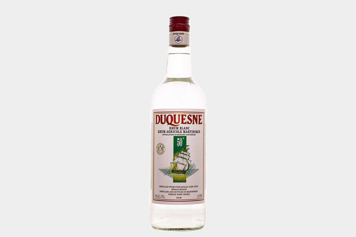 Duquesne Rhum Blanc Agricole