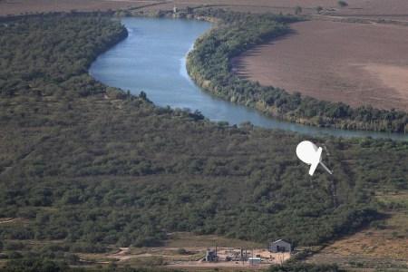 Surveillance balloons